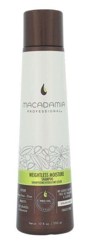 Macadamia Professional Weightless Moisture (Szampon do włosów, W, 300ml)