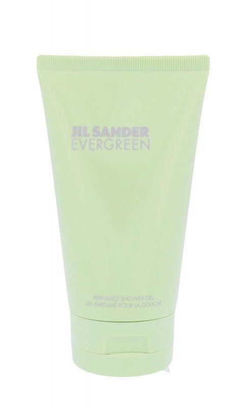 Jil Sander Evergreen (Żel pod prysznic, W, 150ml)