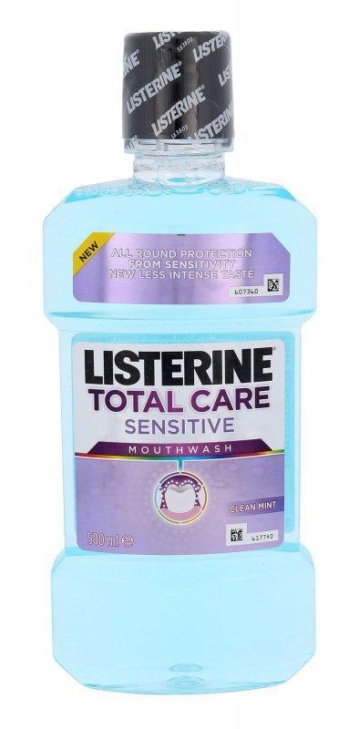 Listerine Mouthwash (Płyn do płukania ust, U, 500ml)