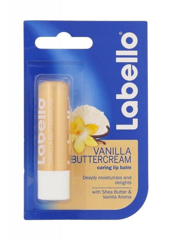Labello Vanilla Buttercream (Balsam do ust, W, 5,5ml)