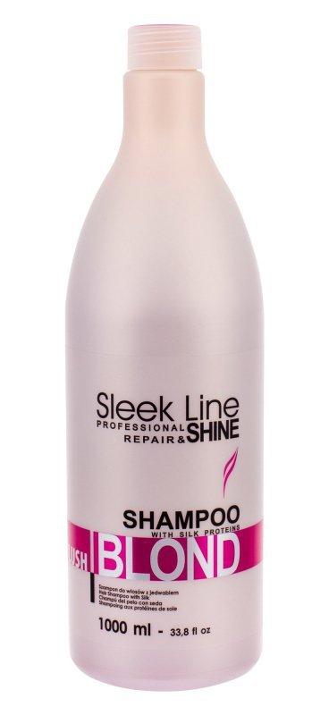 Stapiz Sleek Line (Szampon do włosów, W, 1000ml)