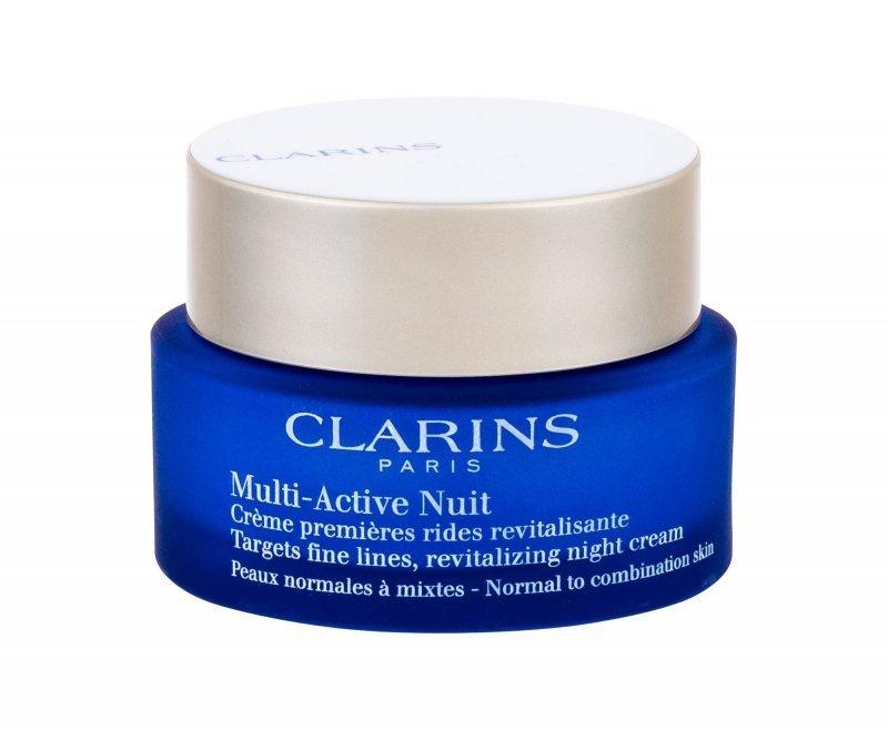 Clarins Multi-Active (Krem na noc, W, 50ml)