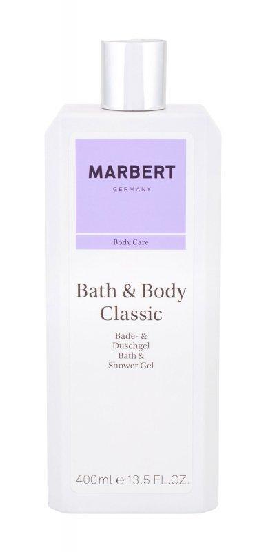 Marbert Bath & Body (Żel pod prysznic, W, 400ml)