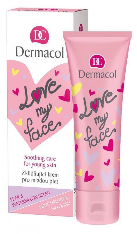 Dermacol Love My Face (Krem do twarzy na dzień, W, 50ml)