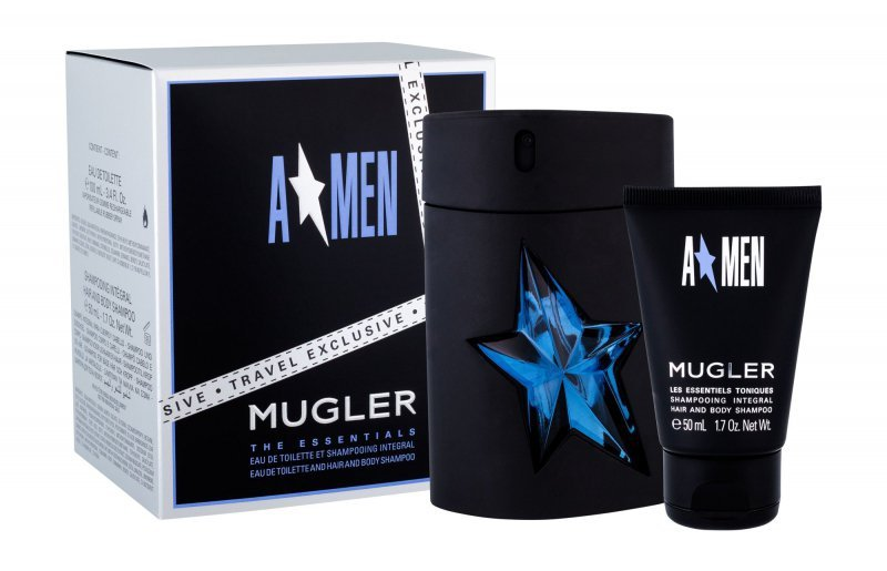 Thierry Mugler A*Men (Woda toaletowa, M, 100ml)