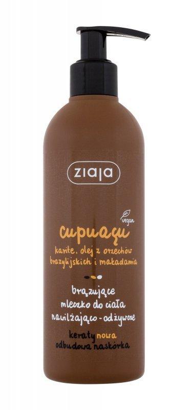 Ziaja Cupuacu (Mleczko do ciała, W, 300ml)