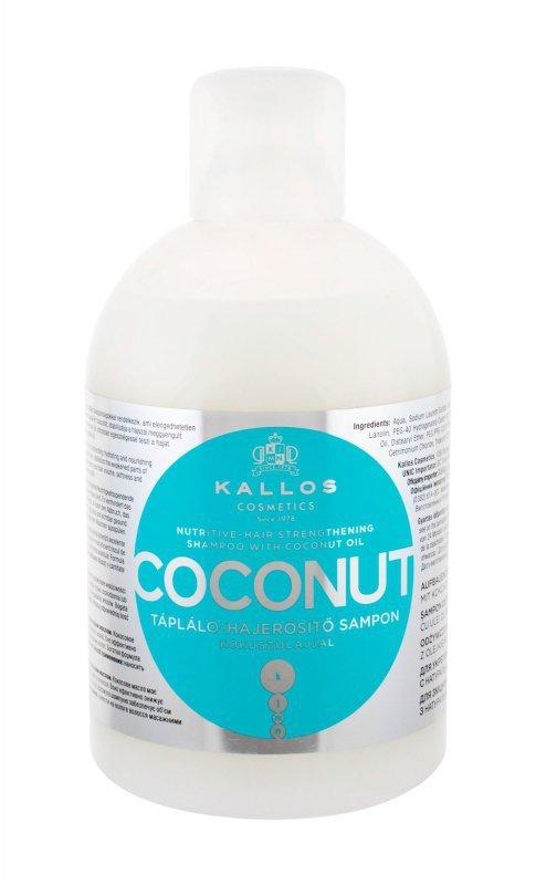 Kallos Cosmetics Coconut (Szampon do włosów, W, 1000ml)
