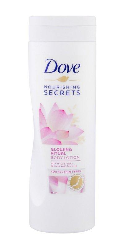 Dove Nourishing Secrets (Mleczko do ciała, W, 400ml)