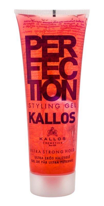 Kallos Cosmetics Perfection (Żel do włosów, W, 250ml)