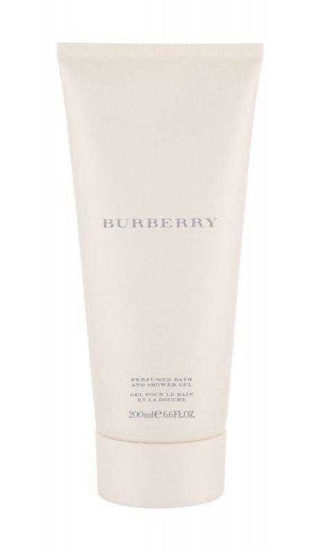 Burberry For Women (Żel pod prysznic, W, 200ml)