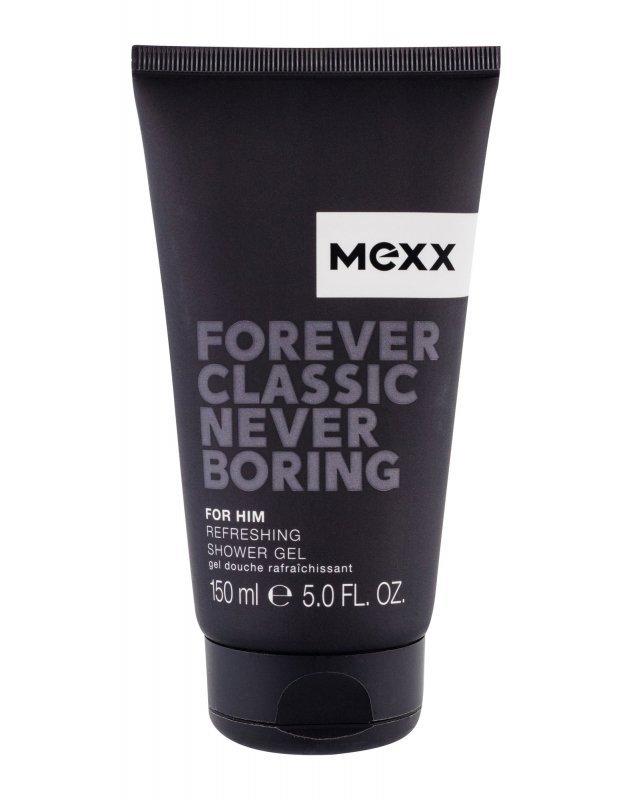 Mexx Forever Classic Never Boring (Żel pod prysznic, M, 150ml)