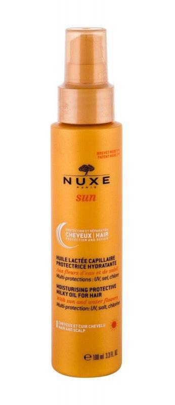 NUXE Sun (Olejek do włosów, W, 100ml)