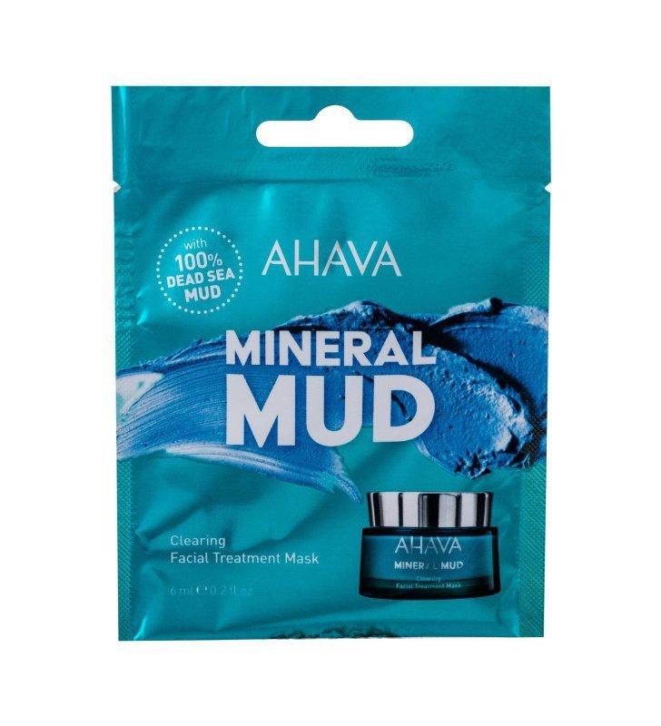 AHAVA Mineral Mud (Maseczka do twarzy, W, 6ml)