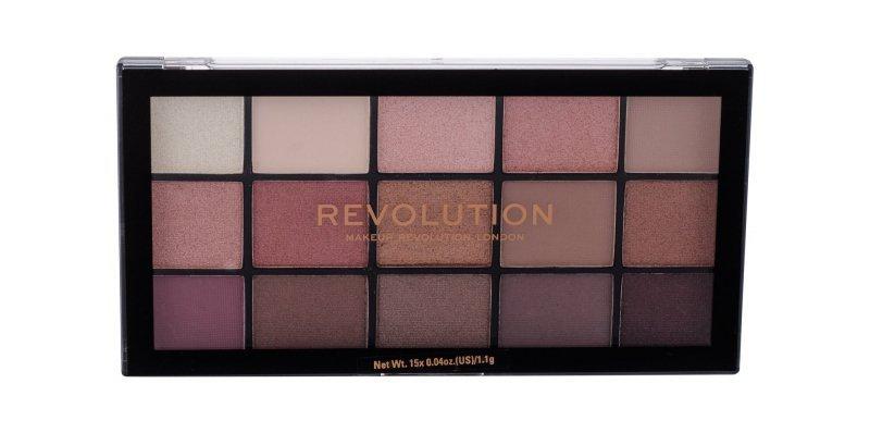 Makeup Revolution London Re-loaded (Cienie do powiek, W, 16,5g)