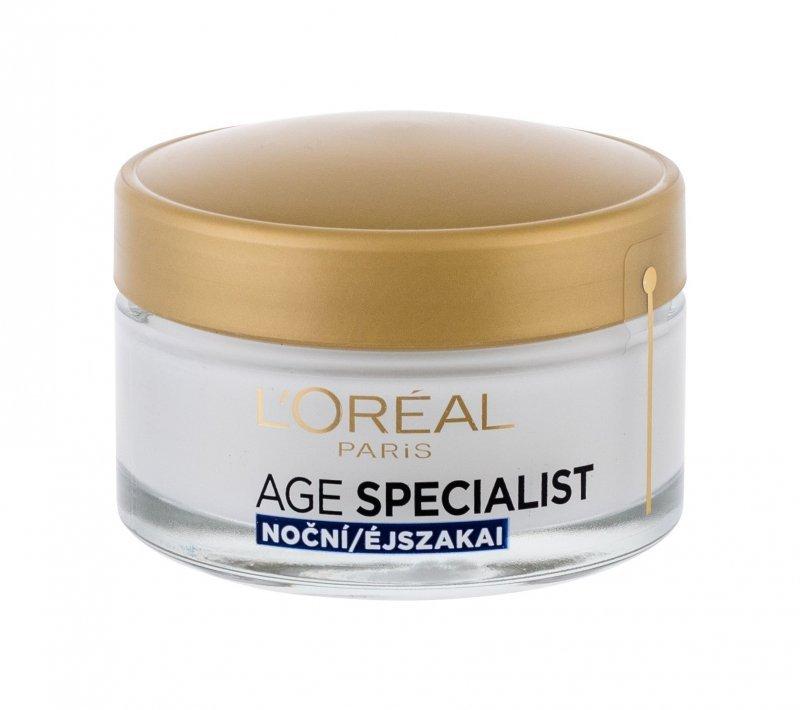 L´Oréal Paris Age Specialist 65+ (Krem na noc, W, 50ml)