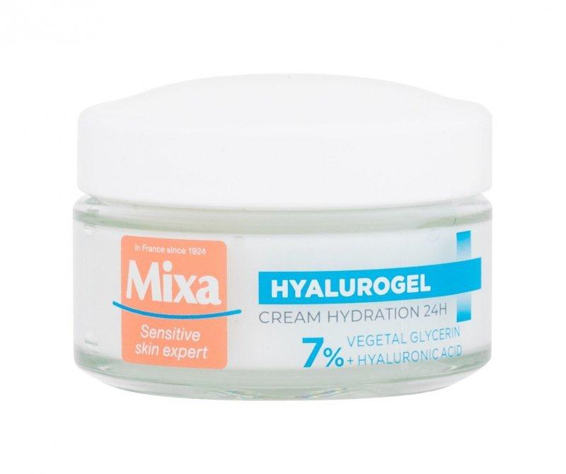Mixa Hyalurogel (Krem do twarzy na dzień, W, 50ml)