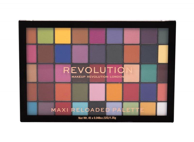 Makeup Revolution London Maxi Re-loaded (Cienie do powiek, W, 60,75g)