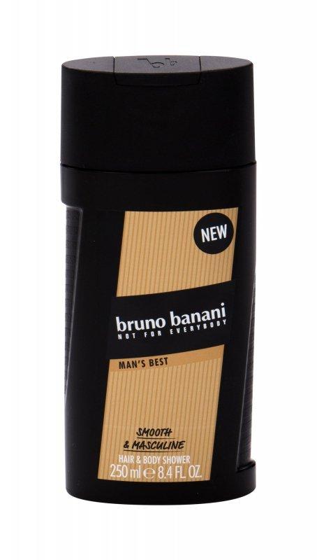 Bruno Banani Man´s Best (Żel pod prysznic, M, 250ml)