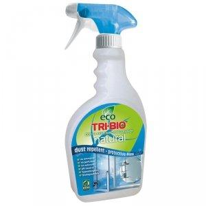 TRI-BIO, Ekologiczny Spray do Mycia Szkła i Okien, 500 ml