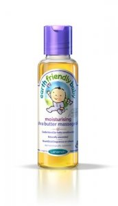 Earth Friendly Baby, Naturalny olejek bezzapachowy do masażu, 125ml