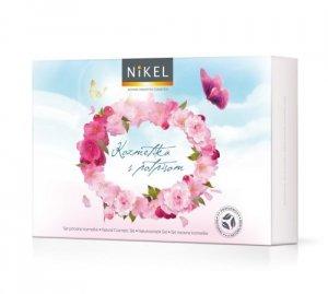 NIKEL, Zestaw Prezentowy do Pielęgnacji Ciała WAKACYJNY NIEZBĘDNIK, (4 produkty)
