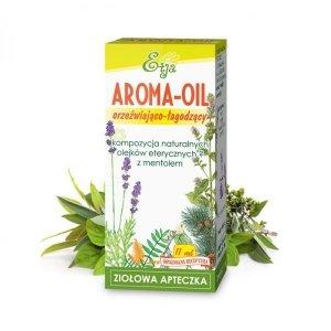 ETJA Kompozycja naturalnych olejków eterycznych - AROMA-OIL 11ml