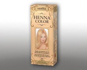 VENITA henna tuba 001 słoneczny blond