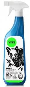 YOPE Płyn uniwersalny Bambus 750ml (natualny środek czyszczący)