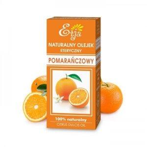 ETJA Olejek eteryczny naturalny - Pomarańczowy 10ml