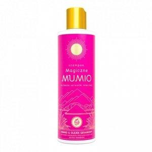 Szampon Magiczne Mumio na bazie serwatki mlecznej z mumio i olejkiem geraniowym 280ml NAMI