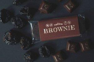 BATON WARSZAWSKI Brownie 50g