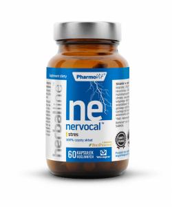 NERVOCAL 60 KAPSUŁEK 25,79 g - PHARMOVIT (HERBALLINE)