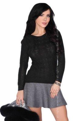 Sadila Black sweter