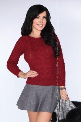 Sadila Maroon sweter