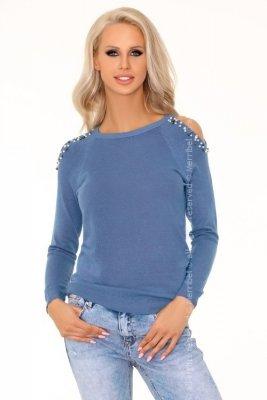 Habriban Blue 2010 sweter