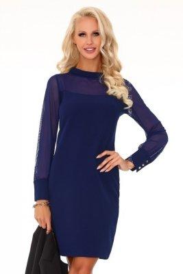 Venetiana Dark Blue 85373 sukienka