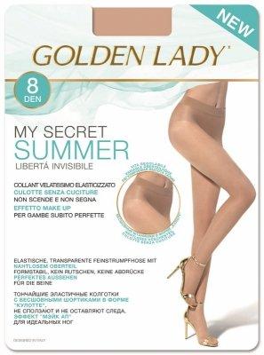 RAJSTOPY GOLDEN LADY MY SECRET 8