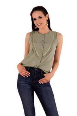 Nenaria Khaki B47 bluzka