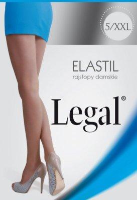 Rajstopy elastil Legal 5