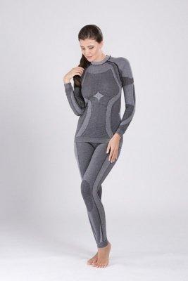 Koszulka termiczna damska wełna 06-110