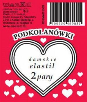 Podkolanówki - ELASTIL