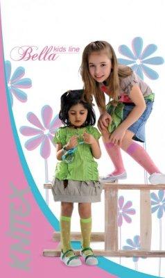 Podkolanówki dziecięce Bella