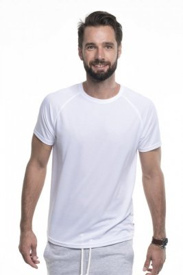 T-shirt męski CHILL  21551