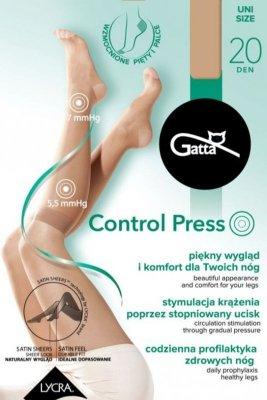 CONTROL PRESS - PODKOLANÓWKI DAMSKIE