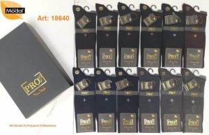SKARPETY MĘSKIE PRO 18640 41-44 MIX