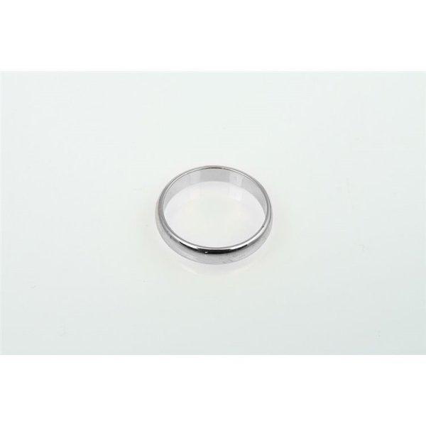 PIERŚCIONEK STAL CHIRURGICZNA PST414, Rozmiar pierścionków: US6 EU11