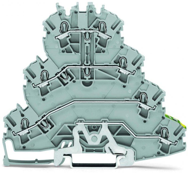 złączka czteropiętrowa złączka do silników elektry
