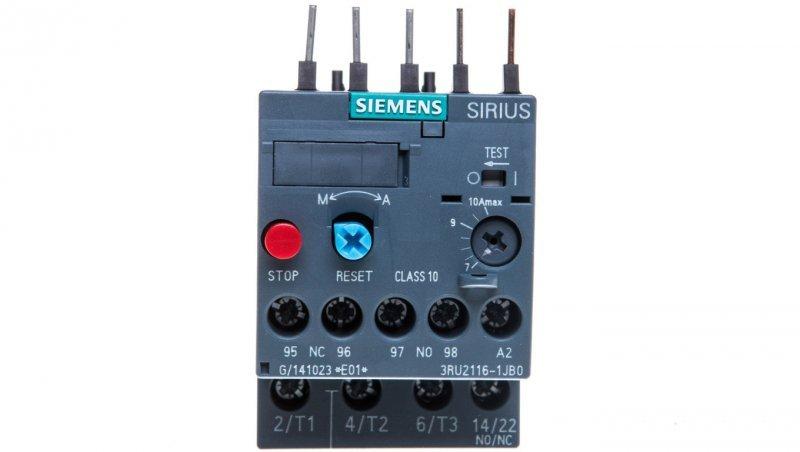 Przekaźnik termiczny 7-10A S00 3RU2116-1JB0