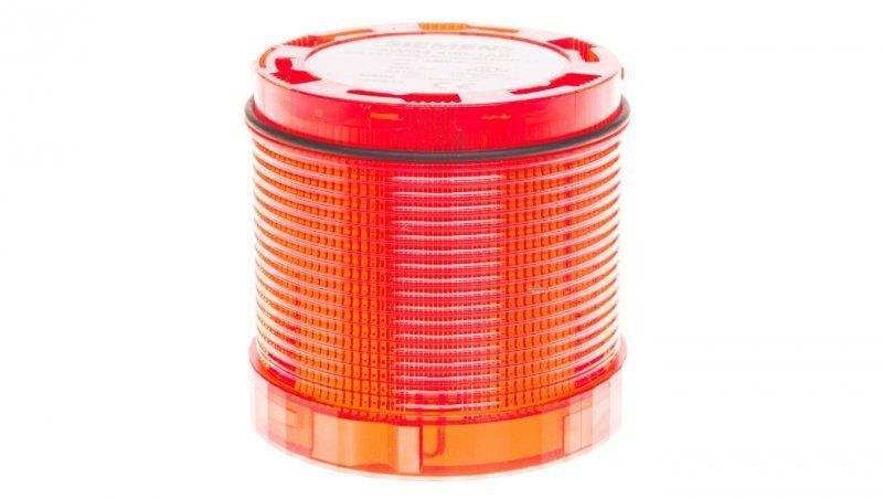 Moduł świetlny czerwony bez żarówki 12-230V AC/DC światło ciągłe 70mm 8WD4400-1AB
