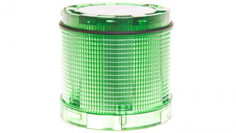Moduł świetlny zielony bez żarówki 12-230V AC/DC światło ciągłe 70mm 8WD4400-1AC